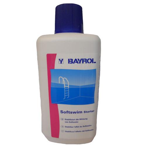 Bayrol softswimm starter 1l piscines widmer for Produit piscine bayrol